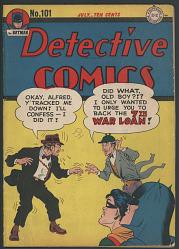Detective Comics No. 101