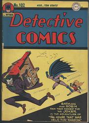 Detective Comics No. 102