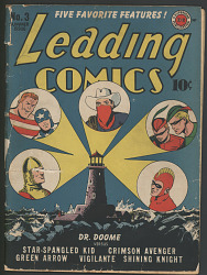 Leading Comics No. 3
