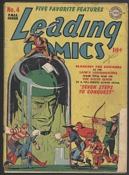 Leading Comics No.4