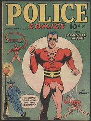 Police Comics No. 15