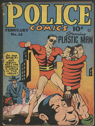 Police Comics No. 16