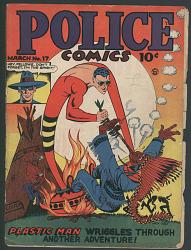 Police Comics No. 17