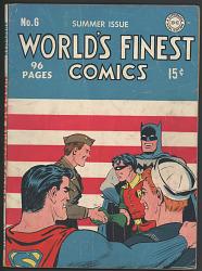World's Finest Comics No. 6