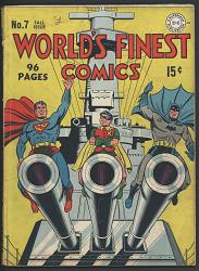 World's Finest Comics No. 7