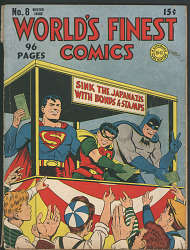 World's Finest Comics No.8