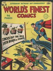 World's Finest Comics No.9