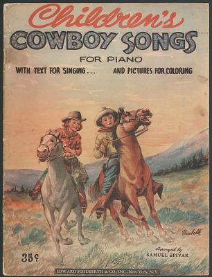 Children's Cowboy Songs