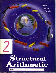 Structural Arithmetic 2, Workbook for Stern Teaching Apparatus