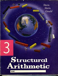 Structural Arithmetic 3, Workbook for Stern Teaching Apparatus