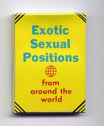Exotic Sexual Positions From Around The World