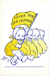 Women's Suffrage Postcards