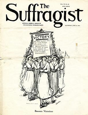 The Suffragist, June 14, 1919