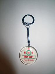 Tasty Chop Suey's keychain