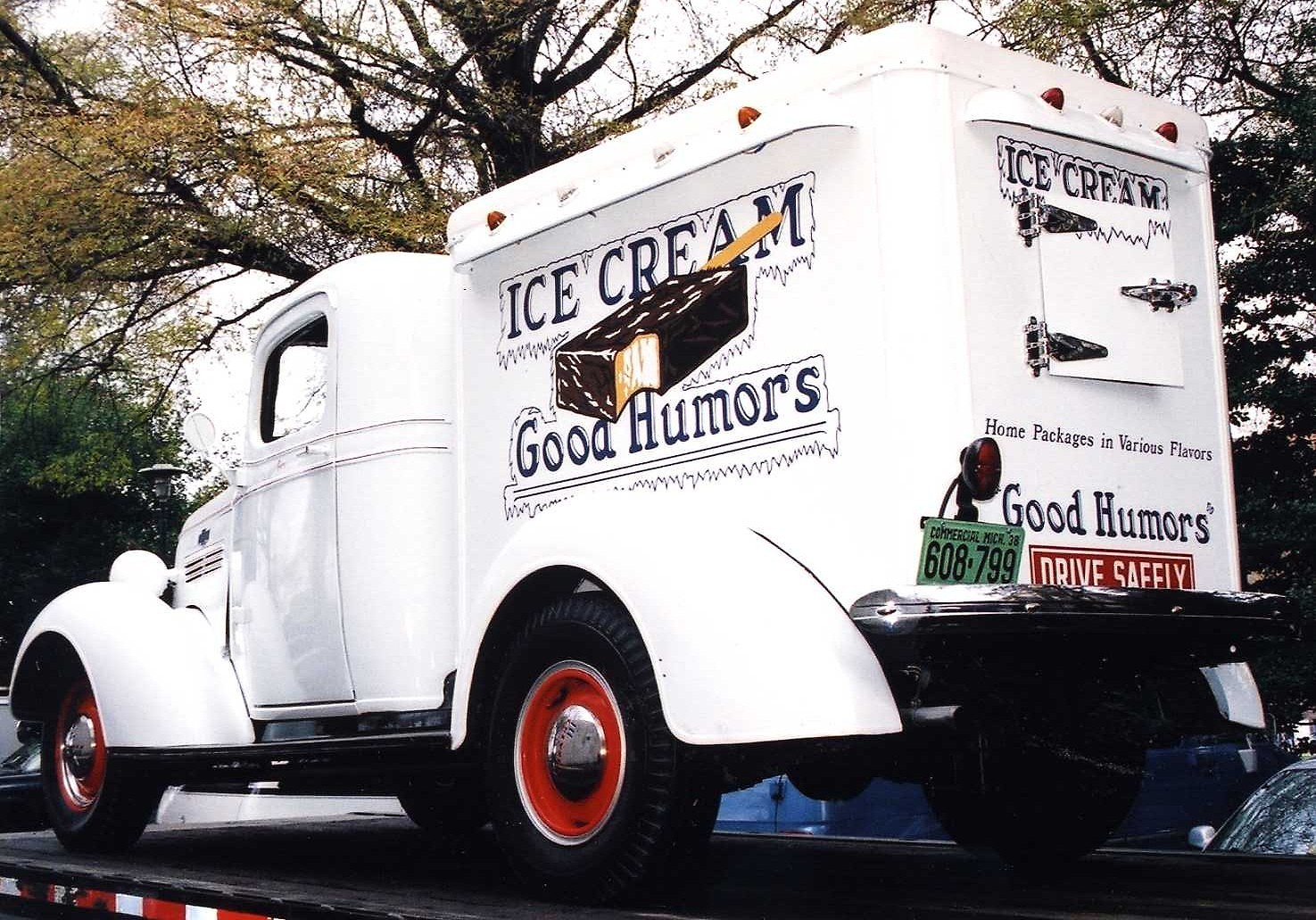 images for Good Humor truck, 1938