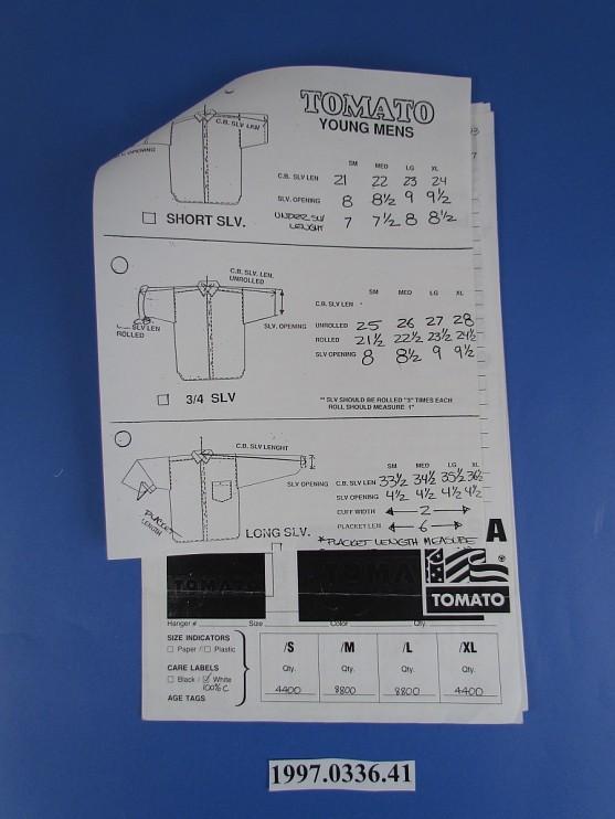 Contractor Specs