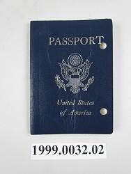 passport, united states