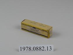 Typhus Vaccine (Epidemic Type) - 1 Immunization - Lederle