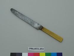knife, dinner