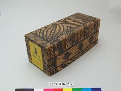 """Hawaiian Luau"" Pineapple Cutter Box"