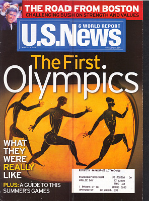 U.S. News and World Report, August 9, 2004