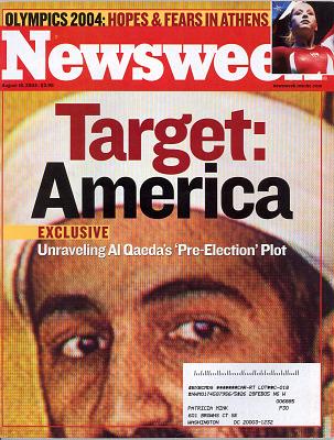 Newsweek, August 16, 2004