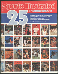 Sports Illustrated 25th Anniversary