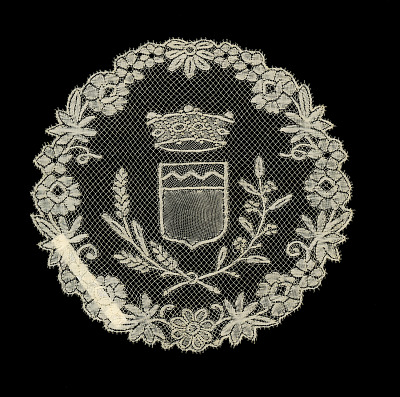 Ruysselede Municipal Shield Motif