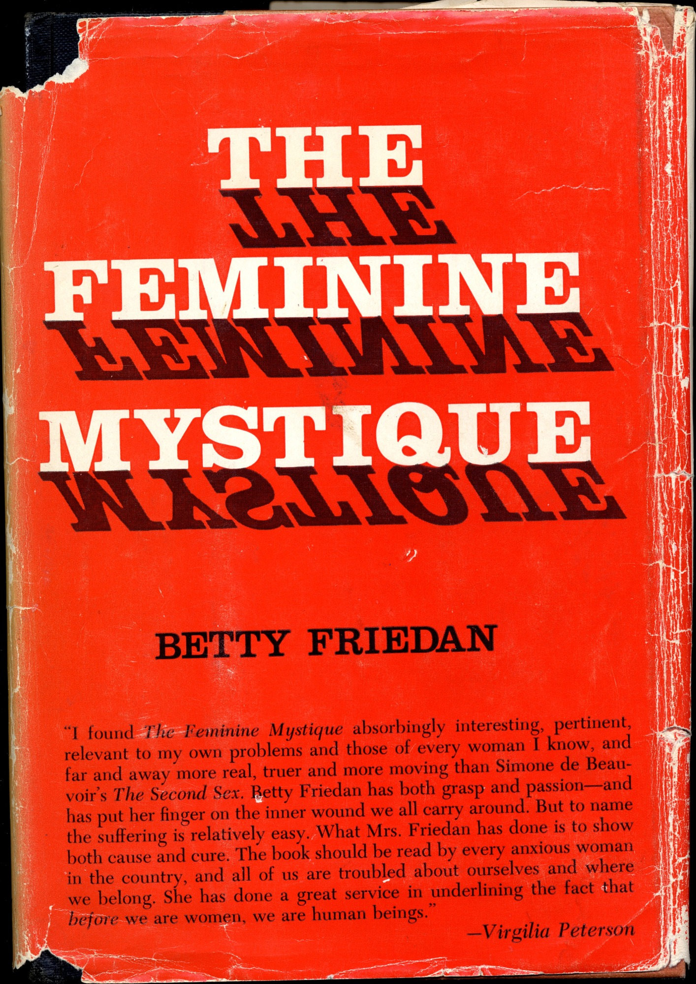 images for <i>The Feminine Mystique</i> by Betty Friedan