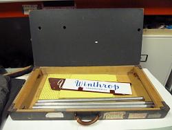 Winthrop Laboratories Display