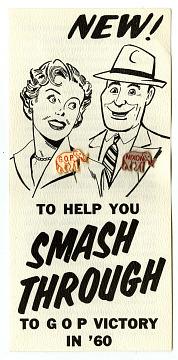Campaign Trade Literature, 1960