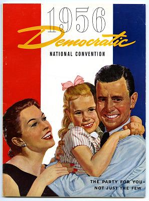 DNC Program, 1956