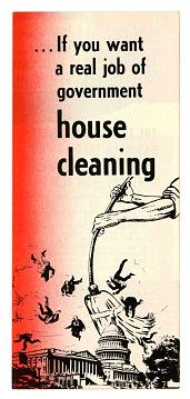Campaign Leaflet, 1952