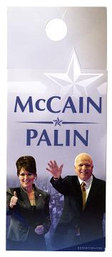 Campaign Door Hanger, 2008