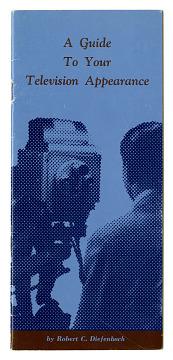 Campaign Pamphlet, 1958