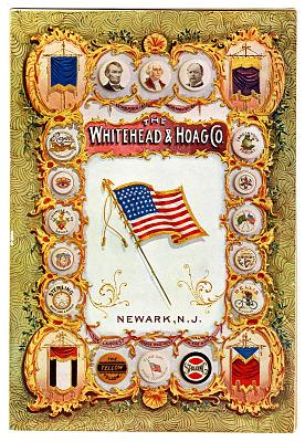 Campaign Trade Catalogue, 1896