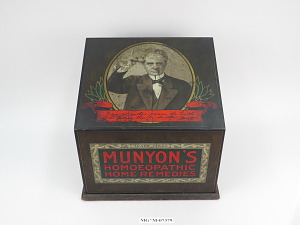 images for Munyon's Homeopathic Home Remedy Counter Display-thumbnail 8