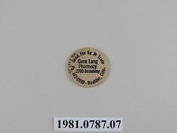 Gene Lang Pharmacy