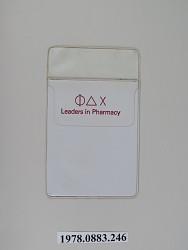 Phi Delta Chi Leaders in Pharmacy