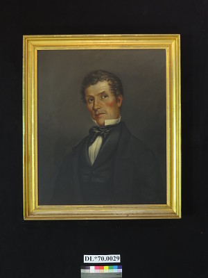 Portrait of Robert Walsh