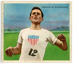 Melvin Sheppard