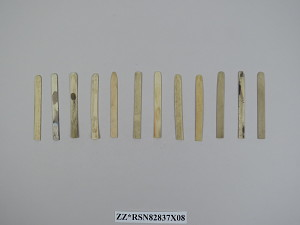 images for Wooden Box of Ivory Points Used for Smallpox Vaccination-thumbnail 5