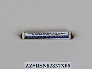 images for Wooden Box of Ivory Points Used for Smallpox Vaccination-thumbnail 8