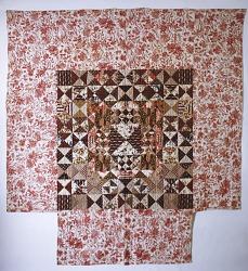 1790 - 1800 Pieced Quilt