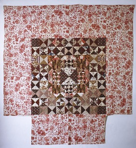images for 1790 - 1800 Pieced Quilt-thumbnail 1