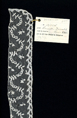 Collar with Attached Tag