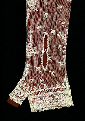 Fingerless Mitt