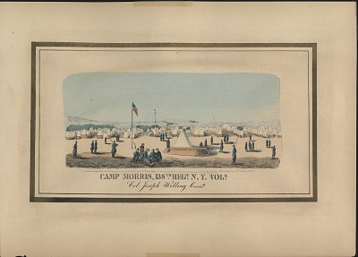Camp Morris, 138th Regt NY Vol