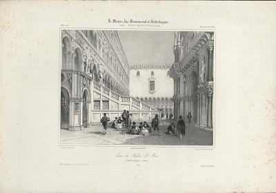 Cour du Palais St. Marc