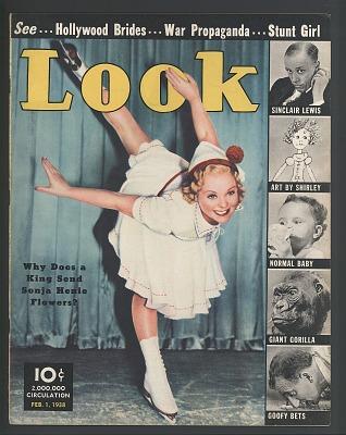 Look February 1, 1938